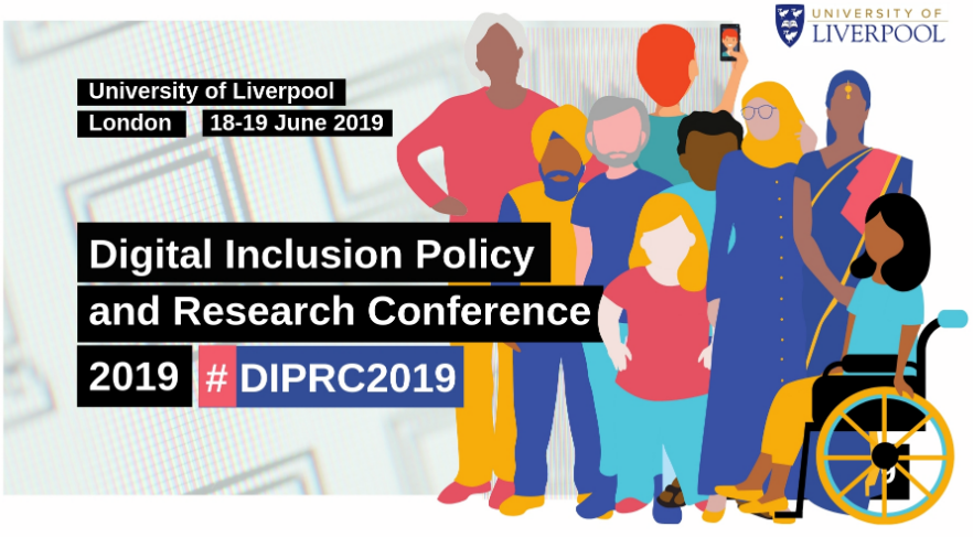 University of Liverpool 2019 Digital Inclusion Policy & Research Conference